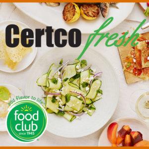 Certco Fresh Recipes