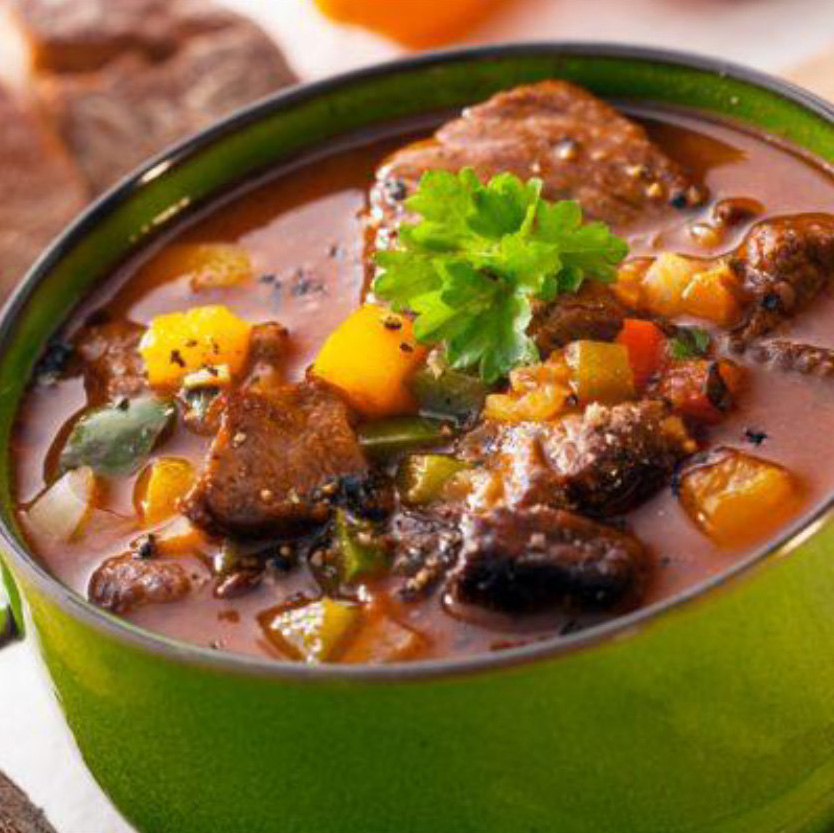 Beef Stew Mexican Style