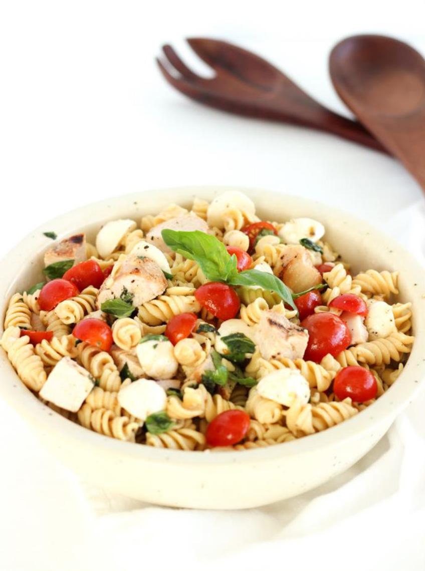 Chicken And Tomato Pasta Salad
