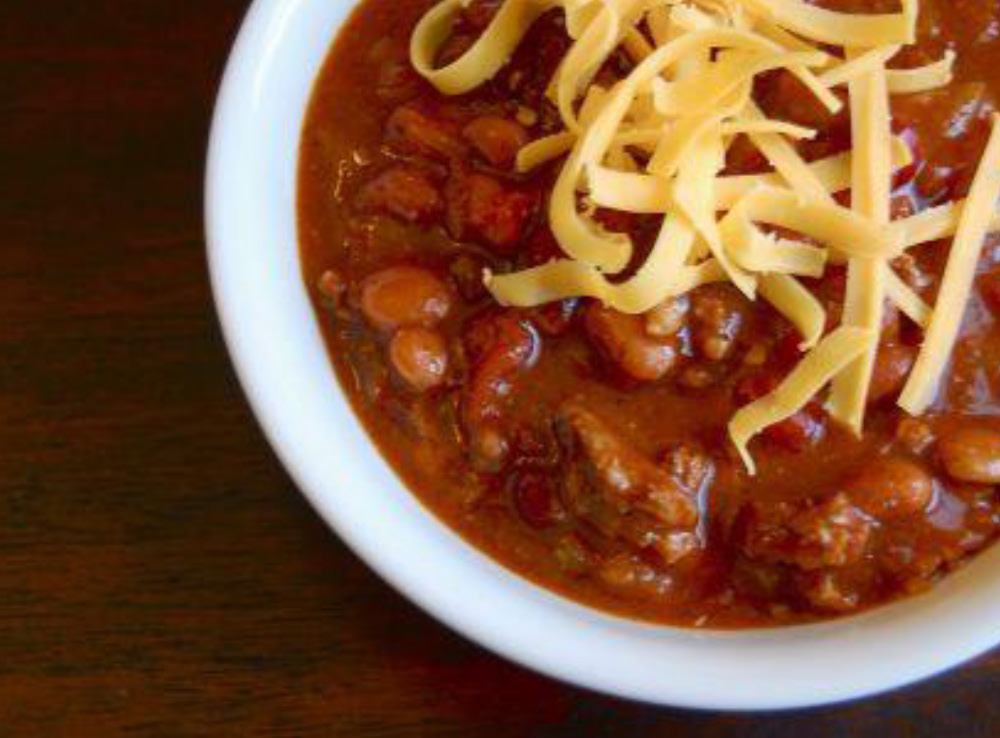 Chili In A Skillet