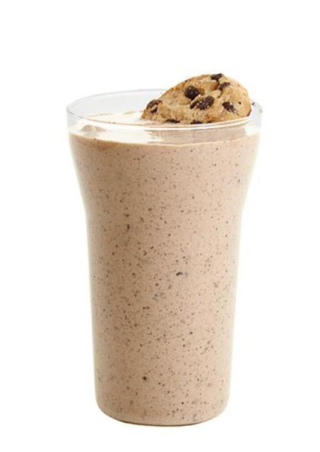 Chocolate Chip Cookie Milk Shake