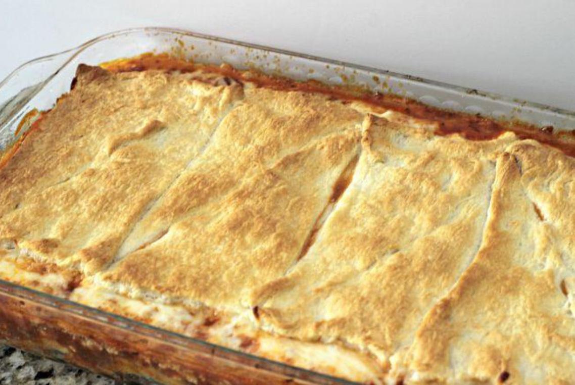 Creative Crescent Lasagna