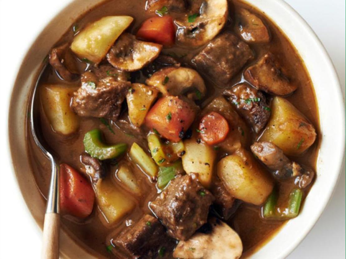 Cube Steak Stew