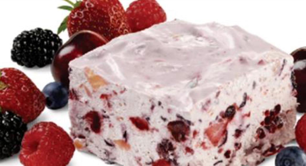Frozen Fruit Fluff