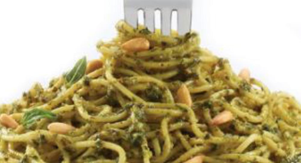 Heavenly Pasta And Pesto