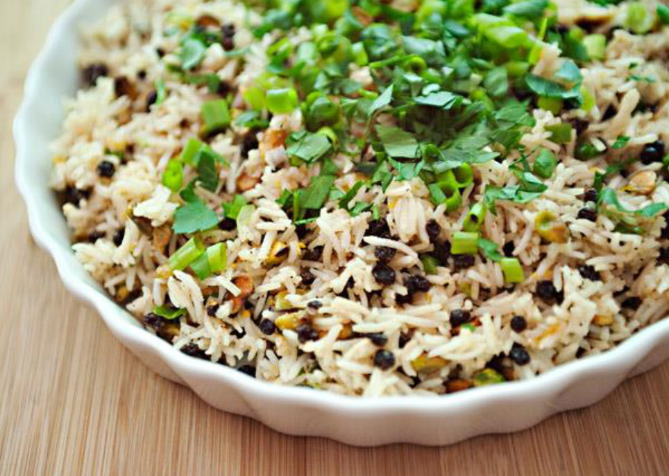Mediterranean Salad With Rice