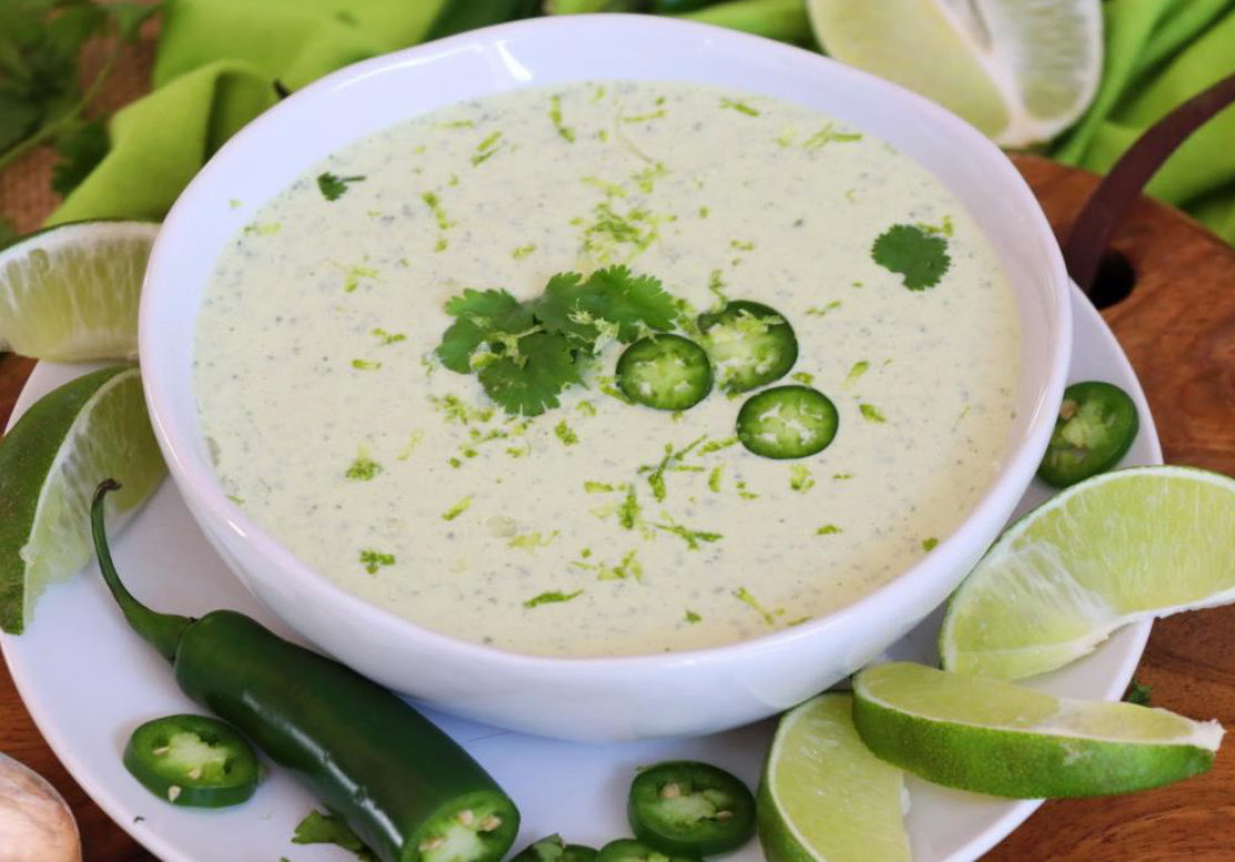 Mexican Lime Dip