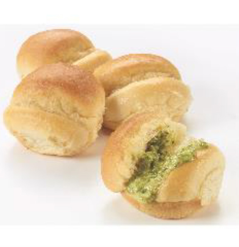 Pesto Butter For Dinner Rolls