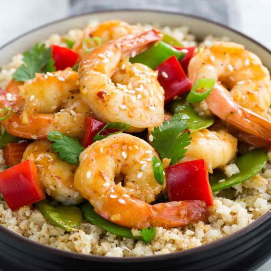 Sweet & Spicy Asian Stir-Fry
